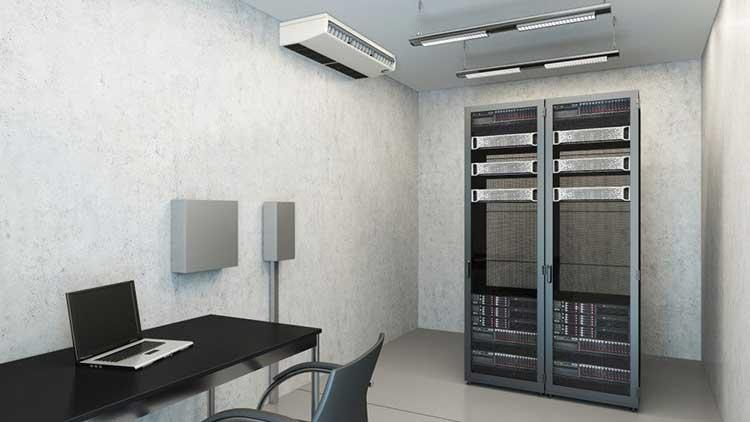 طراحی و اجرای اتاق سرور استاندارد و مرکز دادهها
